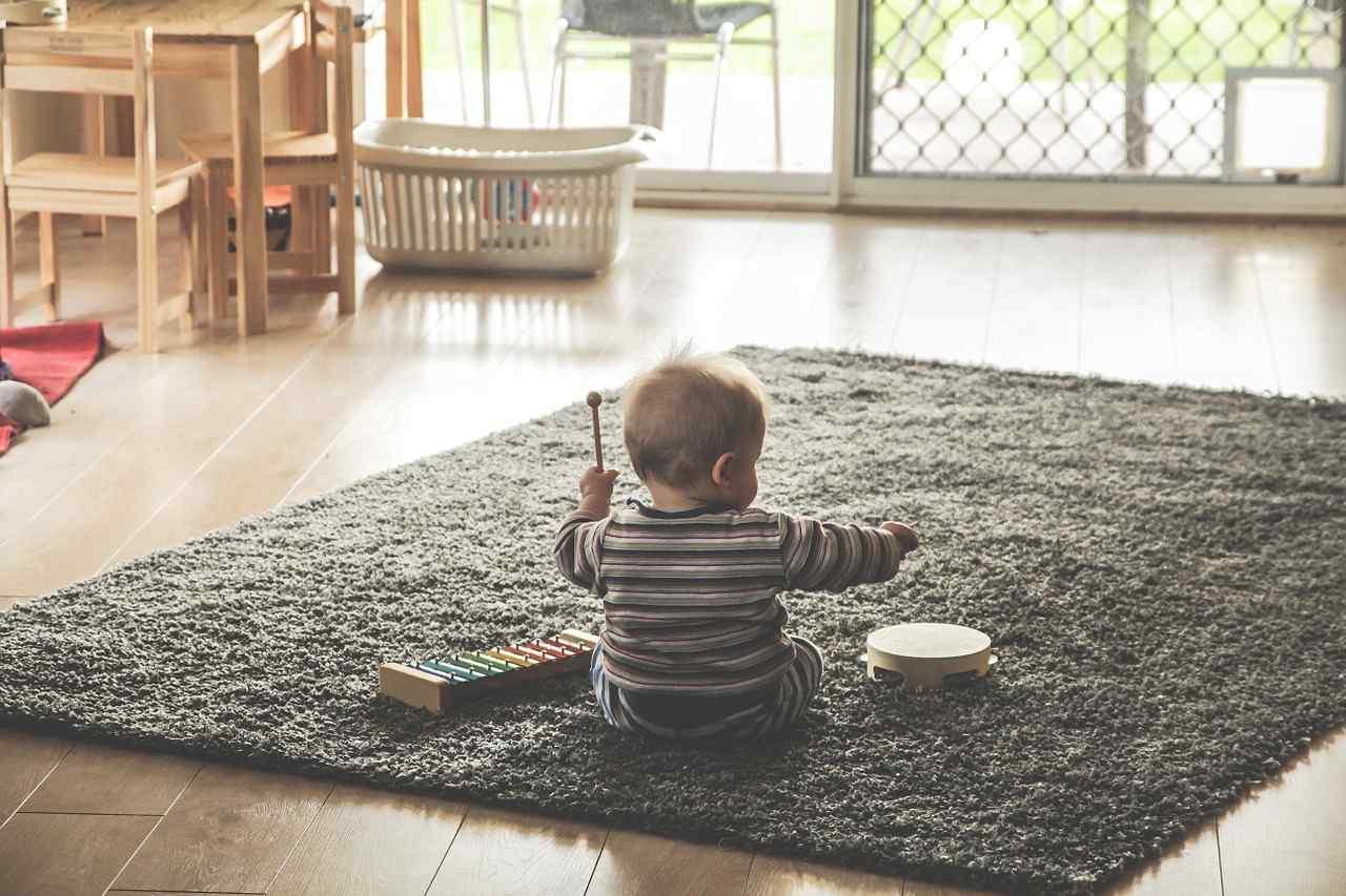 repas bébé 7 mois
