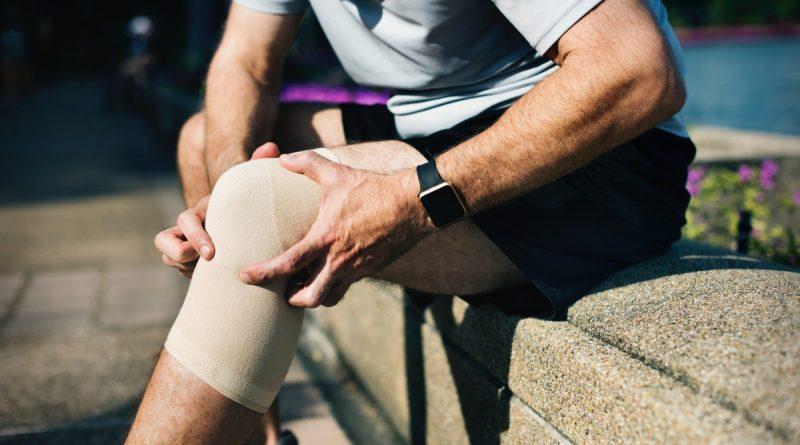 Comment bien guérir d'une entorse du genou