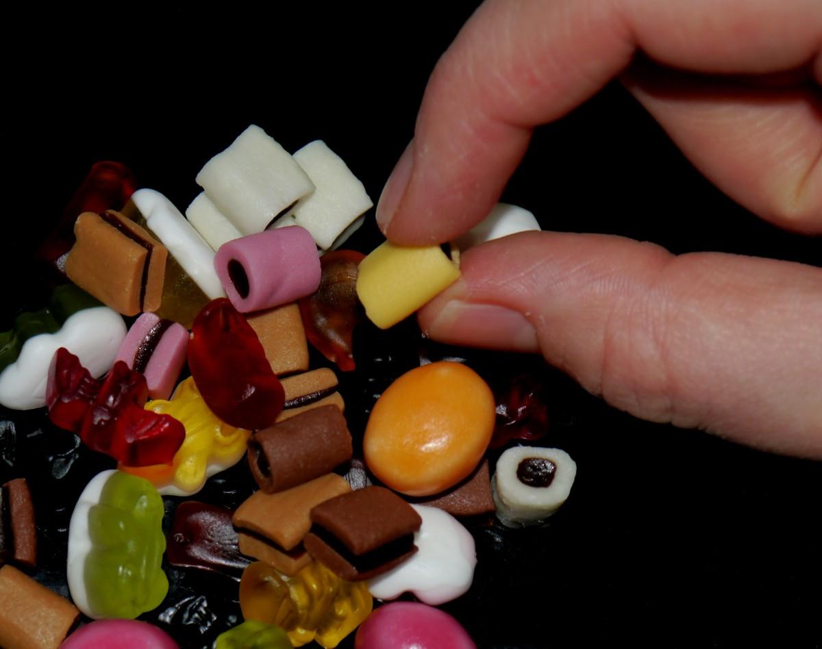 chewing-gum sans sucre
