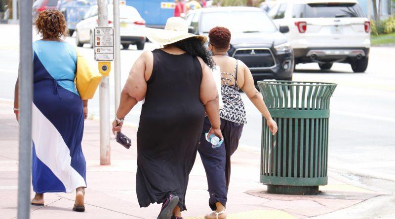 La carte géographique de l'obésité et du surpoids en France