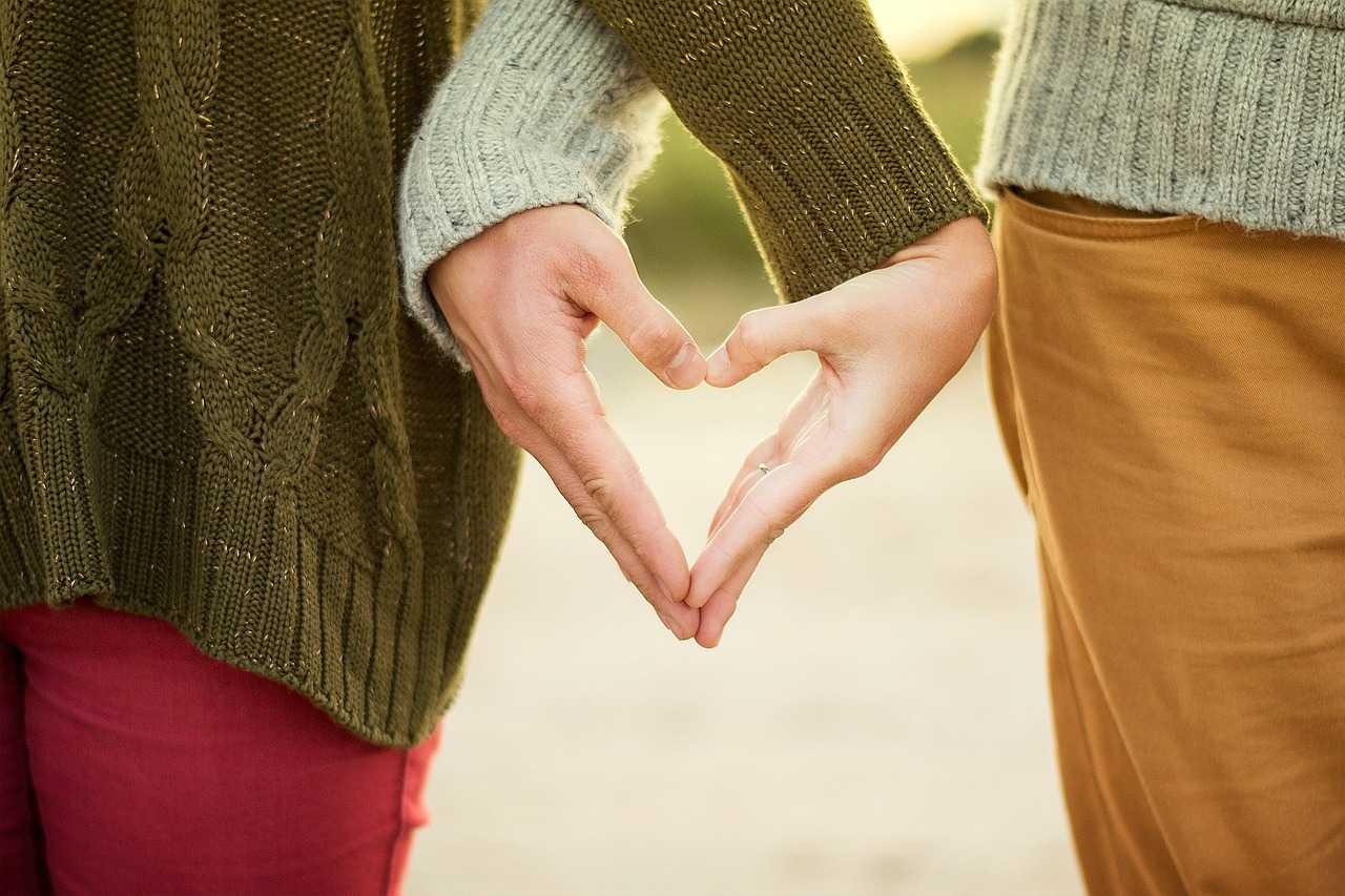 mariage bon pour le cœur