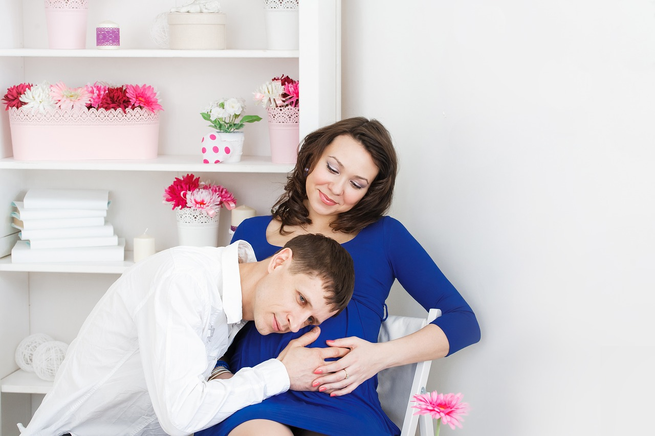 troisième mois de grossesse