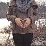 5ème mois de grossesse, l'évolution se poursuit !