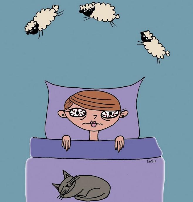 Les différents types de troubles du sommeil